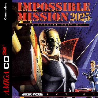 Screenshot Thumbnail / Media File 1 for Impossible Mission 2025 - The Special Edition (1994)(MicroProse)(M4)[!]